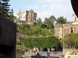 tepeyac chapel virgen de guadalupe pinterest
