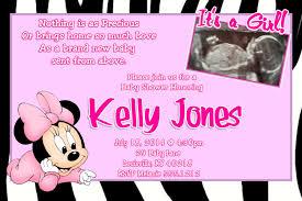 baby minnie mouse baby shower zebra print minnie mouse baby shower invitations sempak