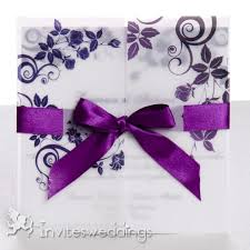 Wedding Programs With Ribbon Elegant Wedding Invitations Cheap Invites At Invitesweddings Com
