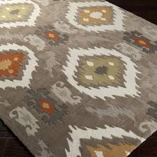 Ikat Area Rug Fresh Ikat Area Rug Interesting Artfully Crafted Rawlins Polyester