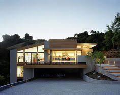 Contemporary Duplex House Designed In Passive House Concept - Minimalist home design