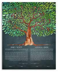 i am my beloved tree of i am my beloved s ketubah dusk ink with intent