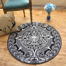Circular Bathroom Rugs Online Get Cheap Round Rugs Modern Aliexpress Com Alibaba Group