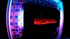 beautiful muskoka electric fireplace youtube