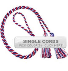 cords for graduation graduation cords from honors graduation school honor cord
