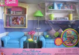 Barbie Room Makeover Games - amazon com barbie decor collection living room playset multi