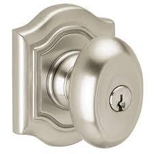 Baldwin Entrance Door Hardware 5237 Bethpage Knob 5237 150