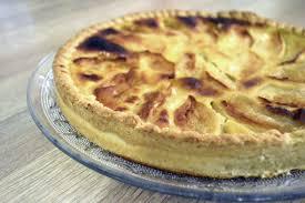 que faire avec un cap cuisine tarte aux pommes alsacienne cap quand julie patisse