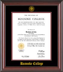college diploma frame roanoke college bookstore diploma frames