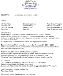 Construction Resume Examples by Real Estate Resume Sample Construction Resume Example
