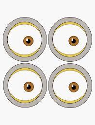 pin eye minion party game printable minion party