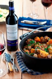 country style beef potjie and merlot get it online durban