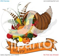 happy thanksgiving banners royalty free rf clipart illustration of a happy thanksgiving
