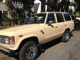 original land cruiser toyota land cruiser fj60 80k original miles tan in color