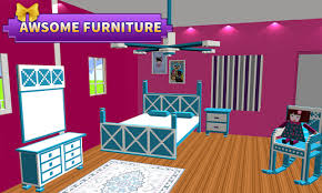 Home Design Realistic Games Doll House Design U0026 Decoration Girls House Games Android Apps