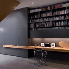 Simple Home Office Design Ideas Wall Mounted Laptop Desk By Valcucine - Built in home office designs