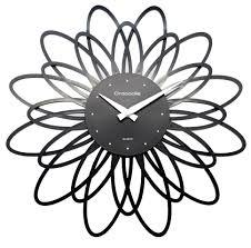 Designer Wall Clock Crocodile Japan Quartz Sweep Seconds Movement Silent Mode