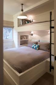 Built In Bunk Bed 12 Inspirational Exles Of Built In Bunk Beds Bunk Bed