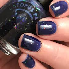 octopus party nail lacquer polish pickup june 2017 snacks on