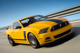 ferrari yellow paint code 2013 mustang boss 302 revealed with new look tech and colors