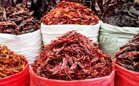 the rare chiles of oaxaca travel leisure