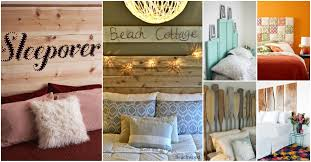 20 diy bedroom headboards that will leave you speechless