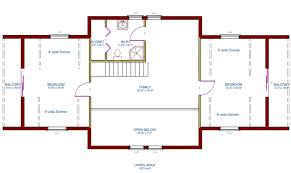 loft house plan inspiration house plans 47020