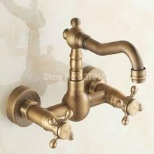 Wall Mount Kitchen Sink Faucet Popular Wall Mounted Kitchen Mixer Tap Buy Cheap Wall Mounted