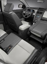 Dodge Journey Interior - dodge journey review and photos