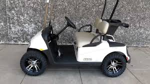 2009 ez go gas golf cart very low hours located in texas for