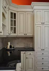 white glazed kitchen cabinets kitchen trend colors almond kitchen cabinets white glazed awesome
