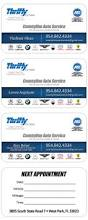 Car Service Business Card Business Card Design Archives Tight Designs U0026 Printing Of Florida