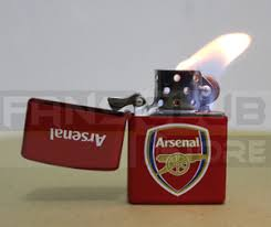arsenal zippo lighter jual korek zippo arsenal fans club store tokopedia