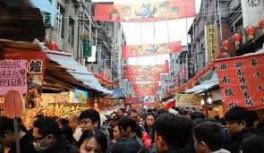 new year shopping lunar new year shopping in taiwan vision times