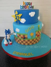 sonic the hedgehog cake topper pearly cakes sonic the hedgehog cake cupcake vacation