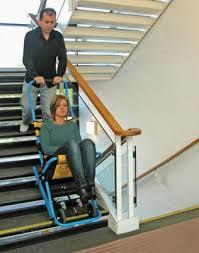 original evacuation stair chairs