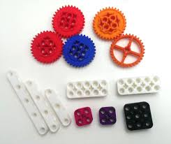 lego technic pieces at at with custom 3d printed lego technic pieces make