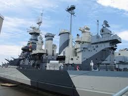 a battleship called u0027showboat u0027 times union