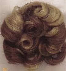 human hair wiglets for thinning hair auburn pull through hair wiglet piece w 2 free toupee clips to sew