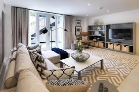 Home Interior Design London by Newly Built Luxury Townhouse In London With Georgian Inspired