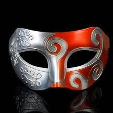 wholesale masquerade masks the color orange mask line mask wholesale orange retailer