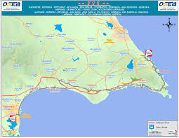 Bus Route Map Cyprus By Bus 711