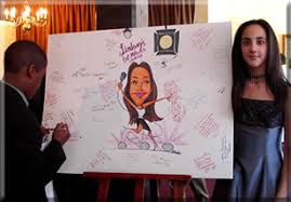 bat mitzvah sign in boards bar mitzvah caricatures bat mitzvah caricatures b nai mitzvah