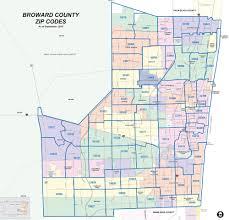 Boca Raton Zip Code Map Broward Zip Code Map Google Maps Multiple Stops