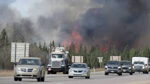 Wildfire Firefighter Jobs Alberta by Close Brush With Flames Staff At Alberta Bring Students