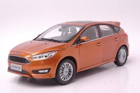 model ford focus aliexpress com buy 1 18 scale diecast model car for ford focus
