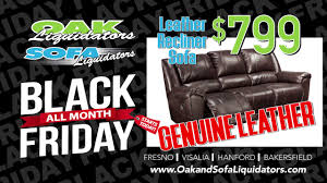 Oak And Sofa Liquidators Bakersfield Black Friday Commercial 2016 Youtube