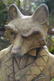 fox sculptures clay animal sculptures by nick mackman ceramics