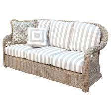 sofa rattan south sea rattan arcadia wicker sofa wicker