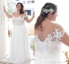 column wedding dresses casual cheap plus size wedding dresses sheer top chiffon column
